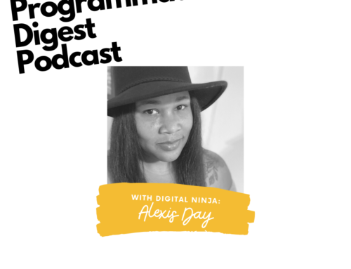 We Discuss The Post-ish Pandemic Consumer Behavior with Alexis Day