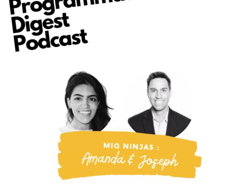 MiQ's Amanda Abrarpour and Joseph Krafty Discuss U.S. Hispanic Consumers, DOOH, and More